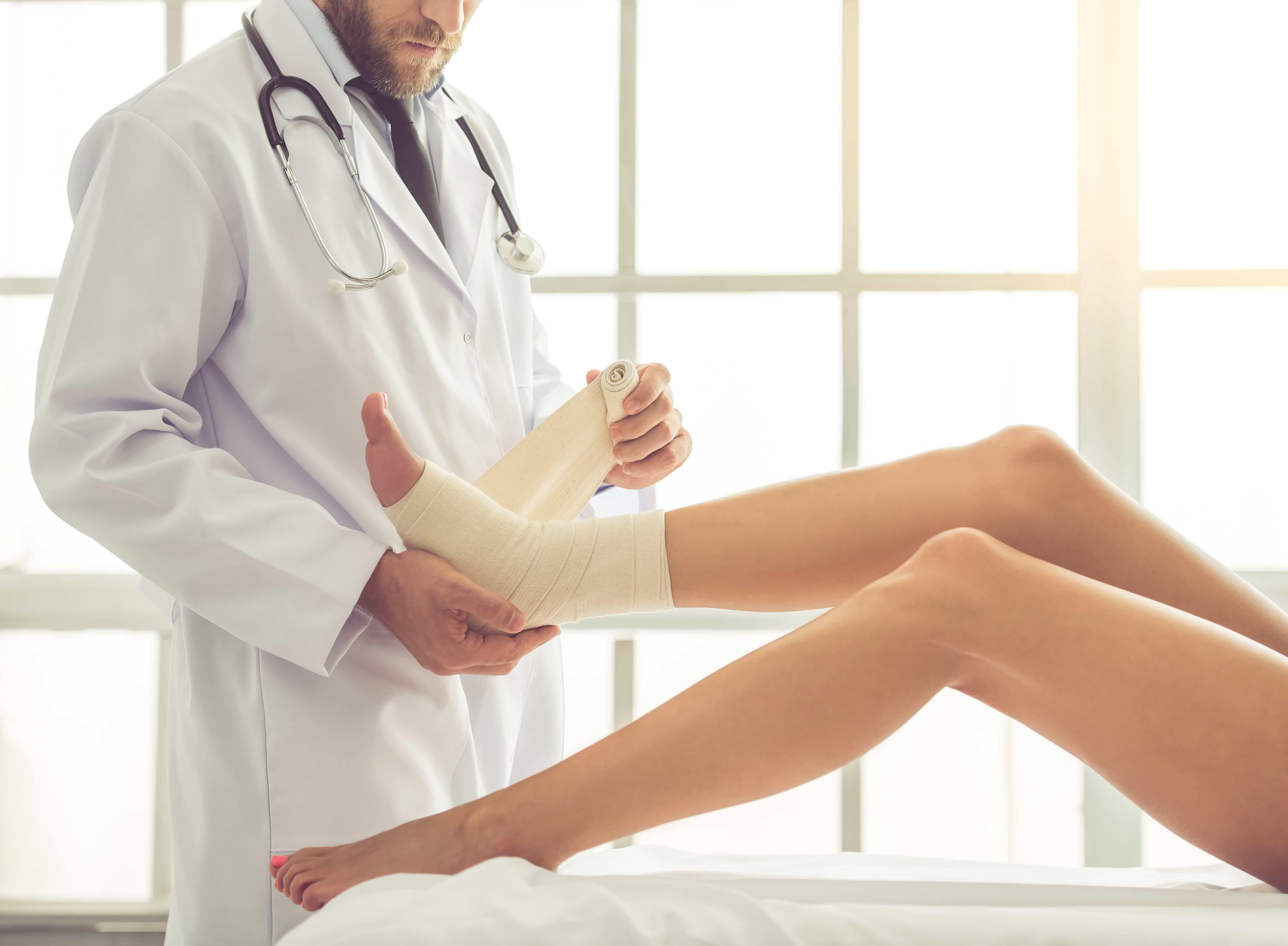 Chirurgia Vascolare Scleroterapia